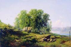 Васильев Ф. А. В окрестностях Петербурга