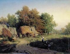 Васильев Ф. А. Деревня