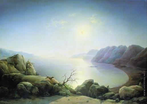 Чернецов Г. Г. Мертвое море