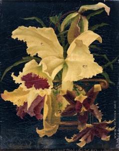Чистовский Л. С. Букет орхидей
