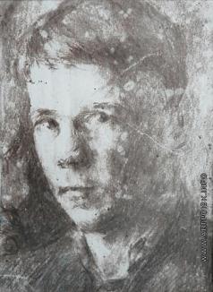 Цветков В. А. Автопортрет