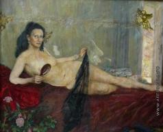 Цветков В. А. Анжела — история, подобная Данае