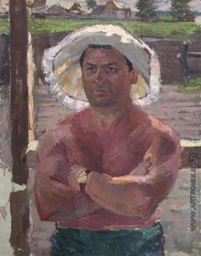 Филатчев О. П. Портрет отца