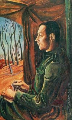 Филатчев О. П. Портрет командира