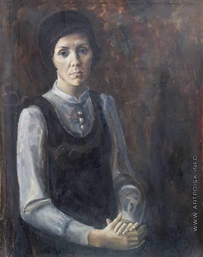 Филатчев О. П. Портрет Вали