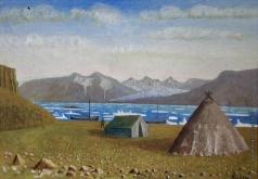 Вылка И. К. Незнаемый залив. Льды в Карском море
