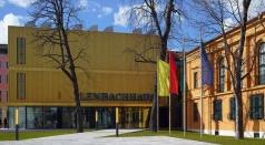 Городская галерея в доме Ленбаха (Städtische Galerie im Lenbachhaus)