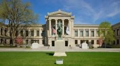 Музей изящных искусств в Бостоне (The Museum of Fine Arts, Boston)