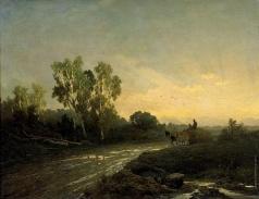 Васильев Ф. А. После дождя
