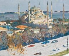 Баскаков Н. Н. Стамбул