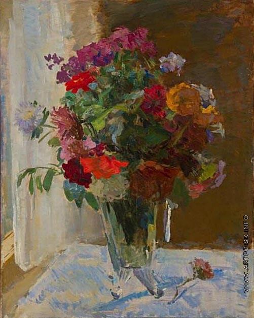 Герасимов С. В. Букет цветов
