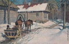 Гермашев М. М. Возвращение домой
