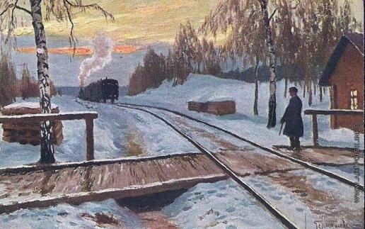Гермашев М. М. Светает