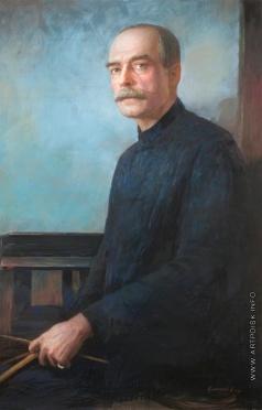 Кравченко А. Ю. Автопортрет