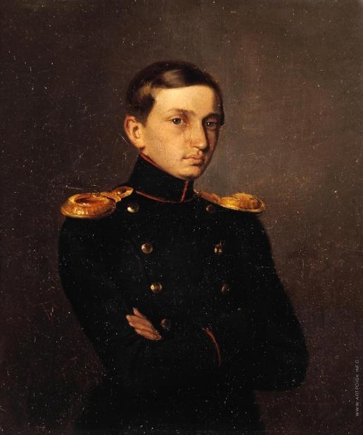 Федотов П. А. Портрет Михаила Петровича Ждановича