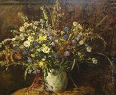 Ковалевская З. М. Букет цветов