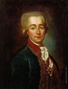 Миропольский Л. С. Портрет графа С.Р. Воронцова