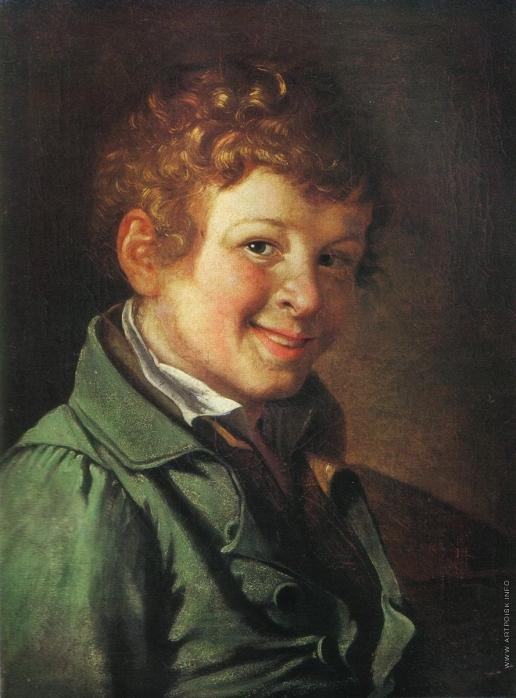 Кипренский О. А. Портрет мальчика