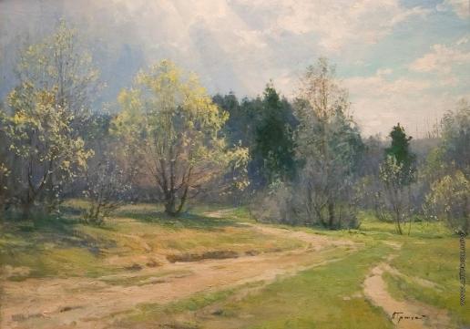 Грицай А. М. Весна