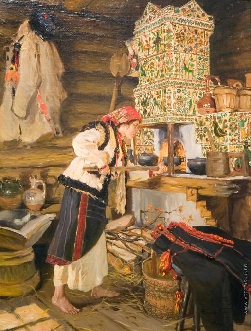Маковский А. В. Интерьер