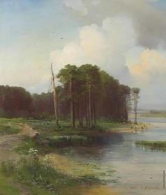 Саврасов А. К. Лосиный остров