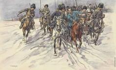 Самокиш Н. С. Русско-японская война. Отряд Забайкальского казачества
