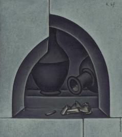 Краснопевцев Д. М. Разбитая ваза