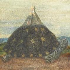 Плавинский Д. П. Майя священной черепахи