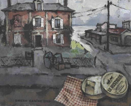 Рабин О. Я. Дом и сыр в Нормандии