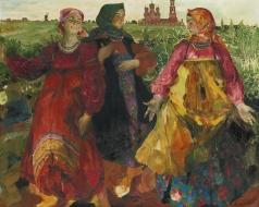 Малявин Ф. А. Три бабы