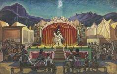 Судейкин С. Ю. Странствующий цирк