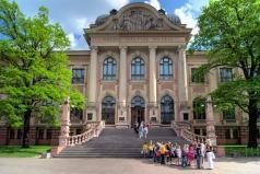Латвийский Национальный художественный музей (Latvijas Nacionālais mākslas muzejs)