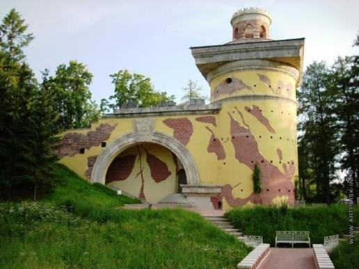 Фельтен Ю. М. Башня-руина