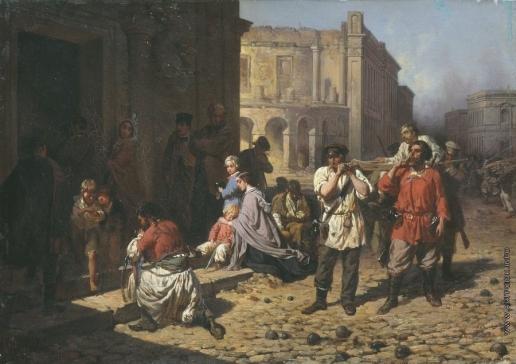 Филиппов К. Н. В осаждённом Севастополе