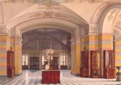 Ухтомский К. А. Зал V библиотеки