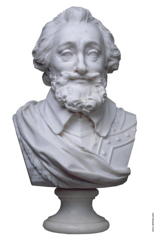 Колло М. Портрет Генриха IV