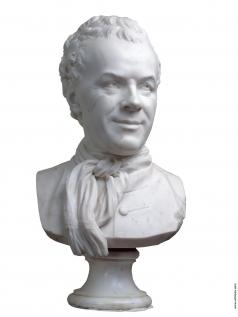 Колло М. Портрет скульптора Фальконе