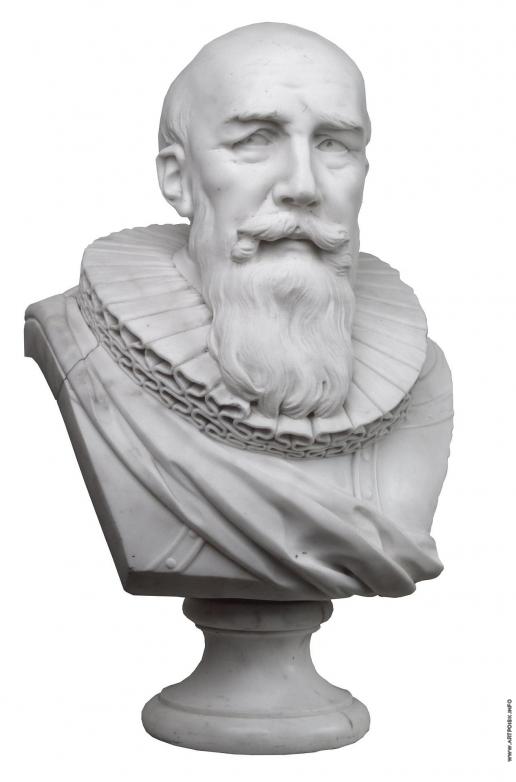 Колло М. Портрет герцога Сюлли