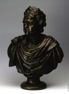 Колло М. Портрет Петра I