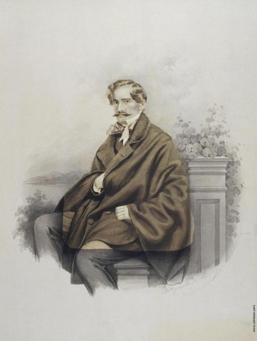Венингер И. Портрет неизвестного