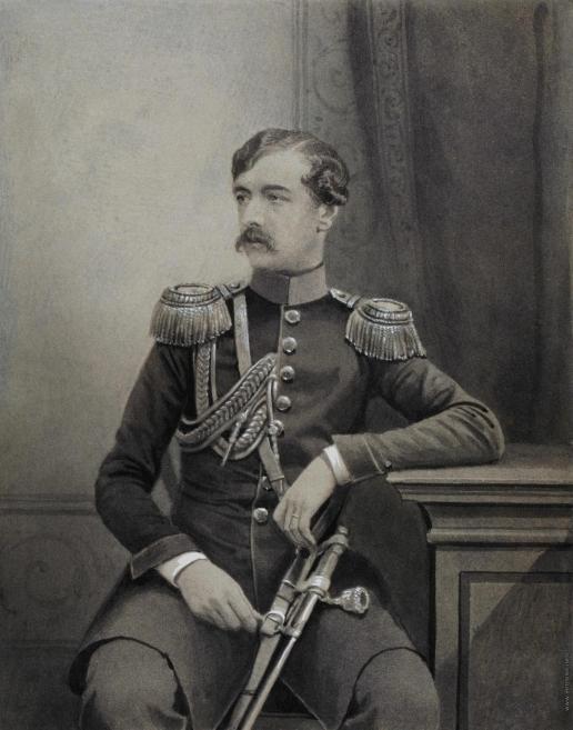 Венингер И. Портрет неизвестного военного