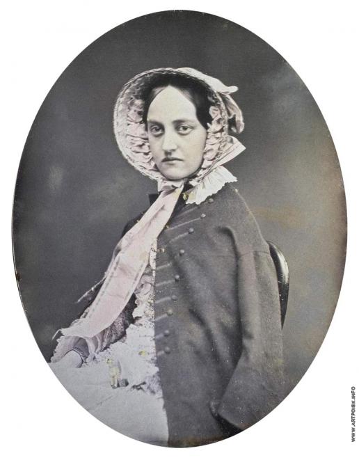 Венингер И. Портрет графини Анны Дмитриевны Строгановой