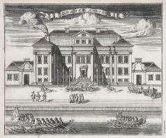 Зубов А. Ф. Первый Зимний дворец