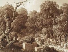 Кюгельген К. Караимское кладбище в Чуфут-Кале