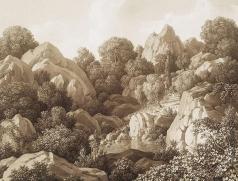 Кюгельген К. Вид близ Алупки