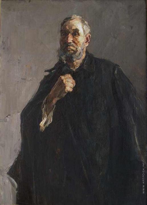 Данциг М. В. Ветеран