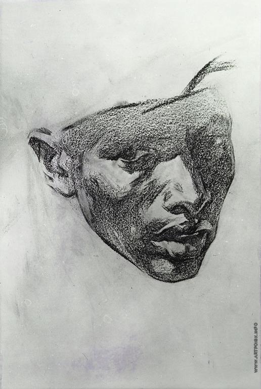 Данциг М. В. Африканец