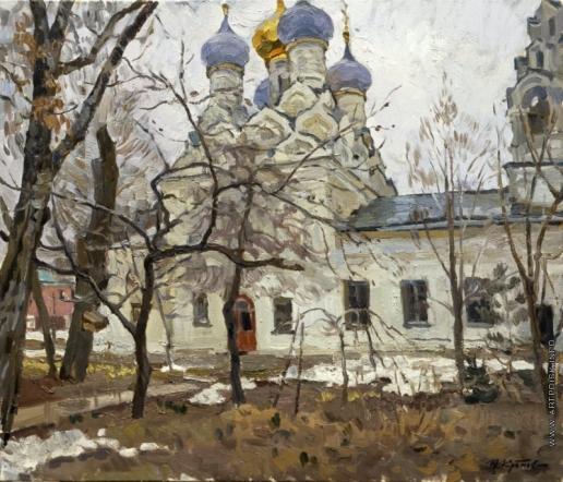 Кротов Ю. Последний снег