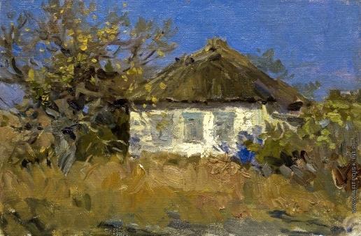 Кротов Ю. Ноябрьское солнце на Кубани