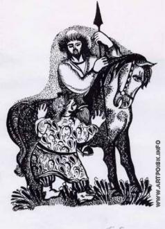 Бельчикова Т. М. Иллюстрация